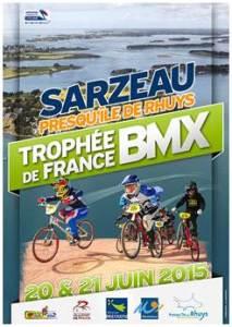 Trophée de France BMX - Sarzeau (BRE)